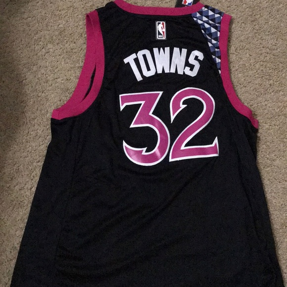 newest collection f13db 69a4e Karl anthony towns jersey Minnesota Timberwolves NWT